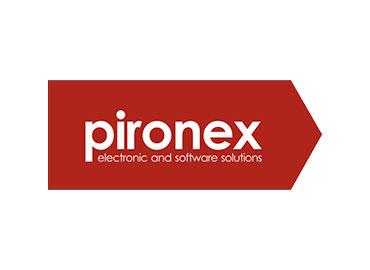 pironex logo
