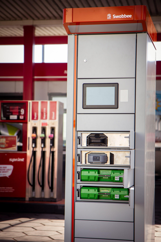 GreenPack öffnet Akku Sharing Points für Dritte
