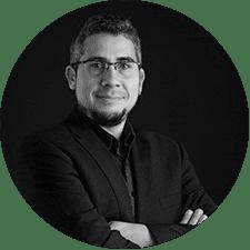 Tobias Breyer - CMO von Swobbee - Portrait Foto - schwarz/ weiß