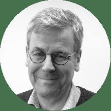 Christian Speidel - CEO von Swobbee - Portrait Foto - schwarz/ weiß