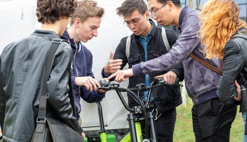 Kooperationsprojekt: Studierende der HTW entwickeln weitere innovative Einsatzbereiche für GreenPack Akkus