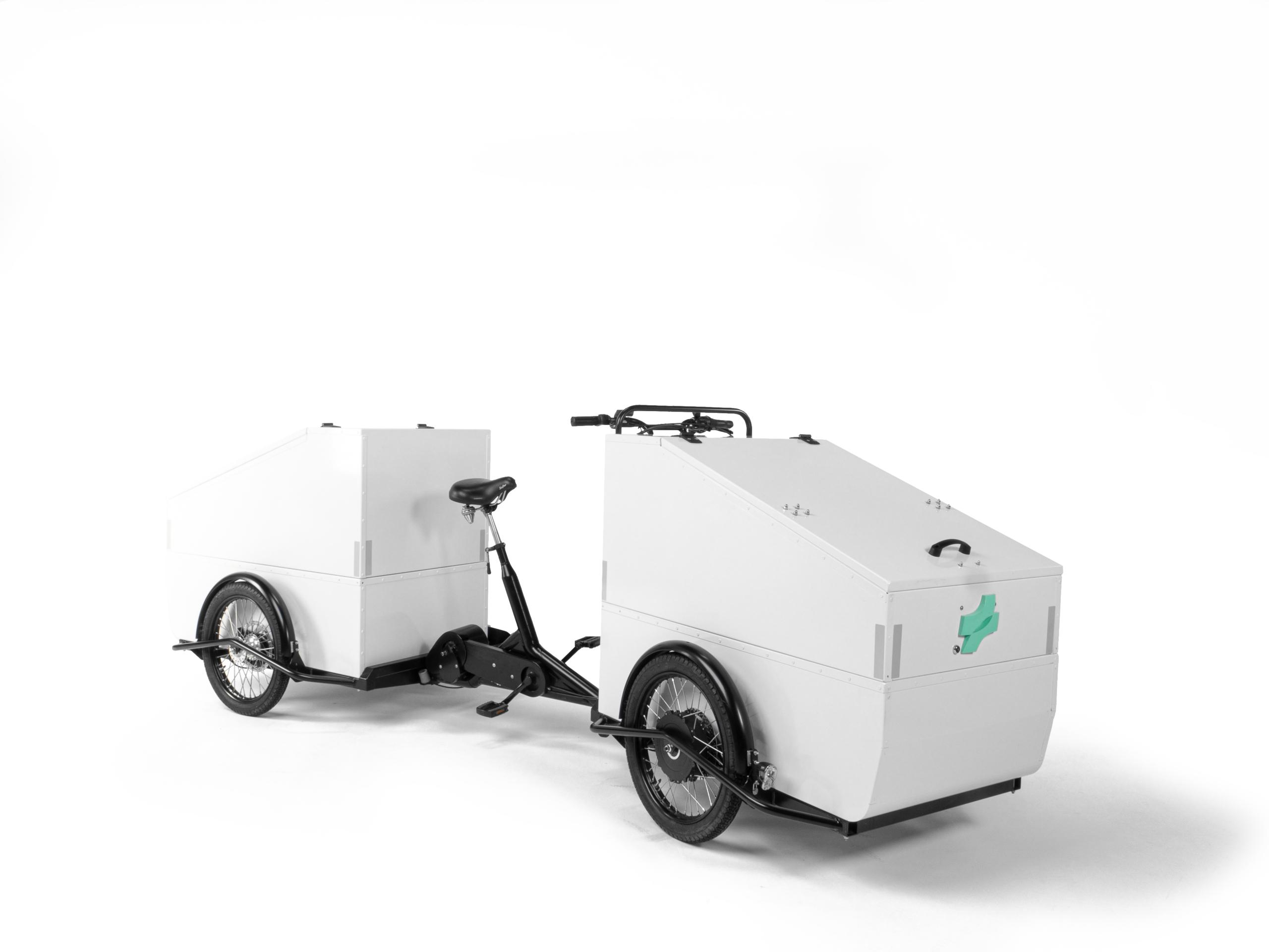 Cargo Challenger Anwendung - Logistics - CargoCycling