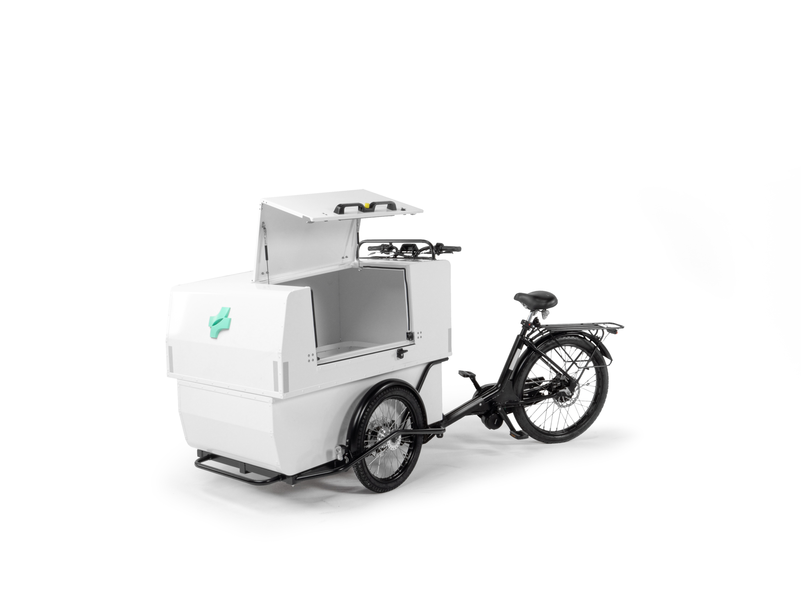 Anwendung - Logistics - CargoCycling