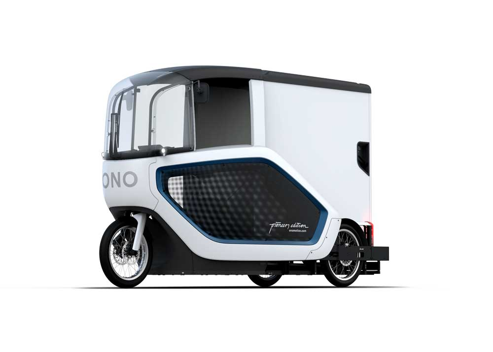ONO Cargo Bike Lastenfahrrad